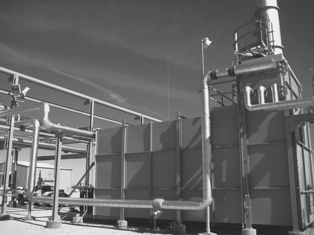 Tulsa Heaters Midstream - Hot Oil Heater
