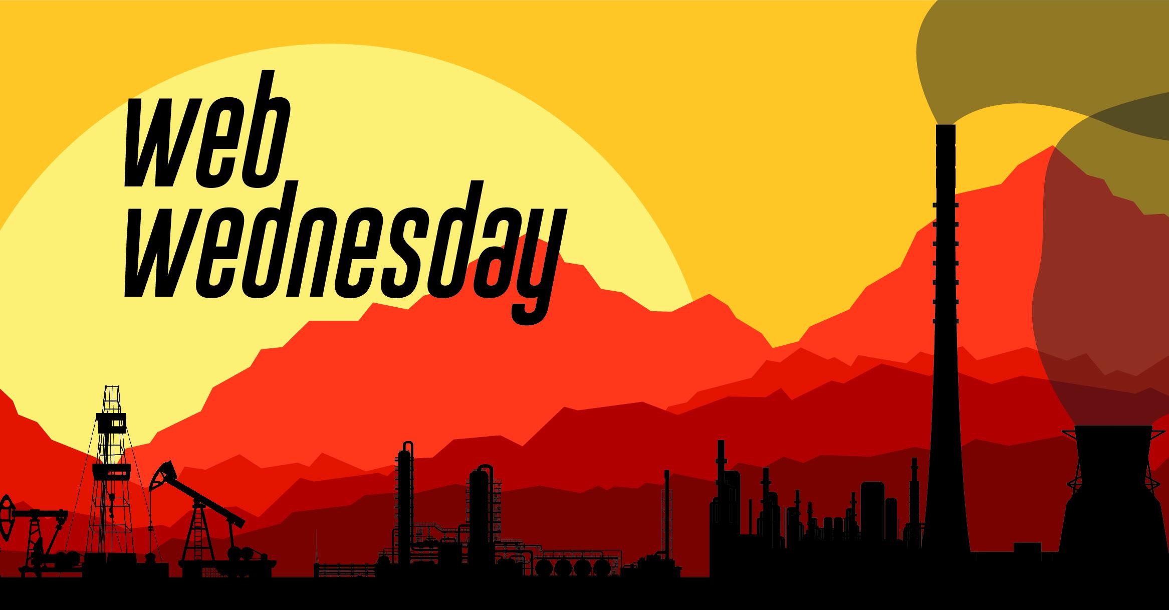THM Web Wednesday - August 24, 2016